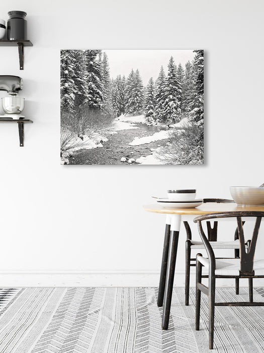 Vail, Colorado - Rustic Wall Art for your Log Cabin Decor