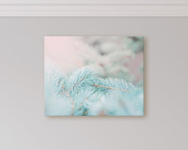 Woodland Dreams - Pastel Nature Photo for Your Restful Bedroom