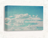 Written in the Clouds - French Country Wall Art