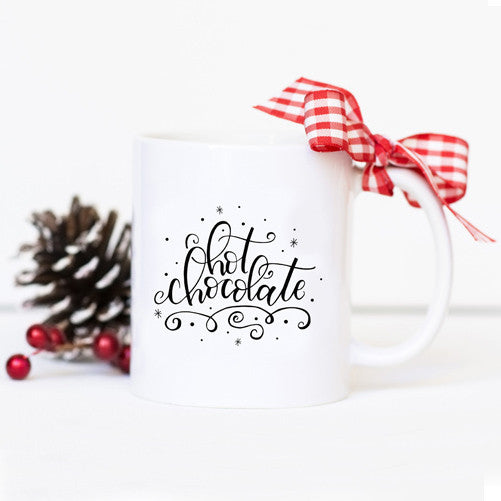 Hot Chocolate - Christmas Mug