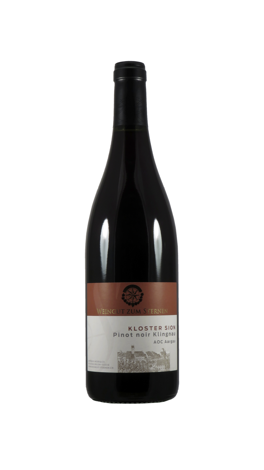 Kloster Sion, Pinot Noir 2017 0,75