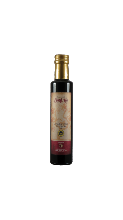 Aceto Balsamico di Modena IGT, 1 Jahr Fass (rot)  0,250