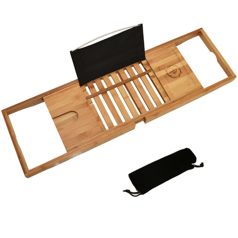 Bamboo Bath Tray