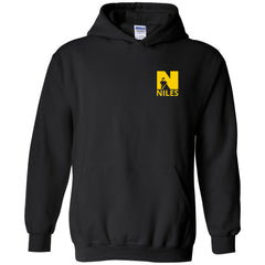 *NEW! - Gildan Heavy Blend Hooded Sweatshirt - Black