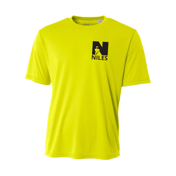 A4 Shortsleeve Performance Cooling T-Shirt