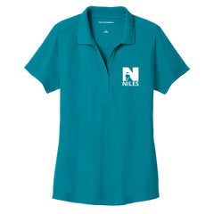 *NEW! - Port Authority Ladies EZPerformance Pique Polo