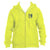Gildan Dryblend Hooded Full Zip Sweatshirt - Safety Green