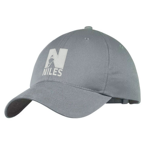 Nike Golf Unstructured Twill Cap - Dark Grey
