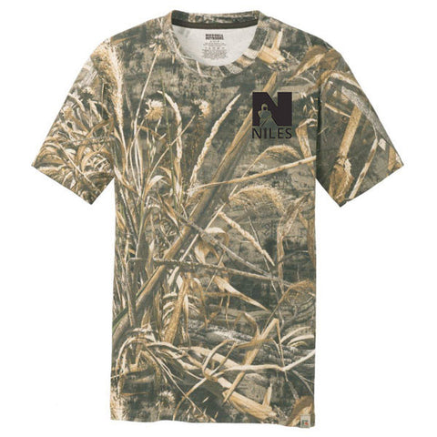 Russell Outdoors- Realtree Explorer 100% Cotton T-Shirt - Camo