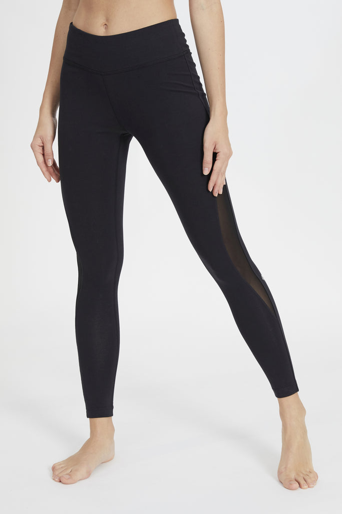 ATHENA HIGH WAIST LEGGING BLACK