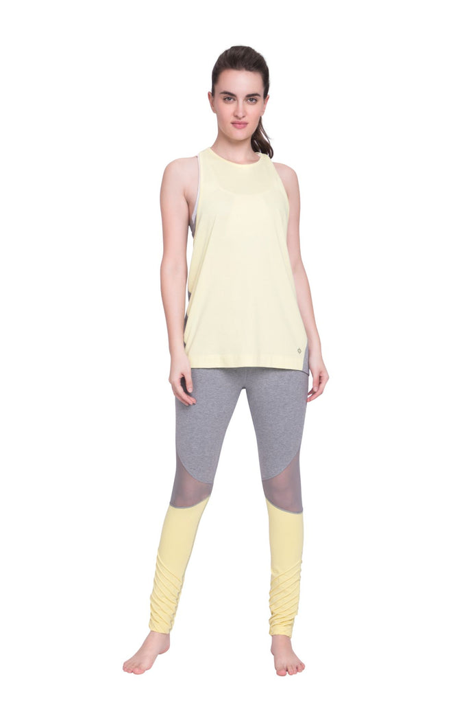 DISCOVERY TANK YELLOW
