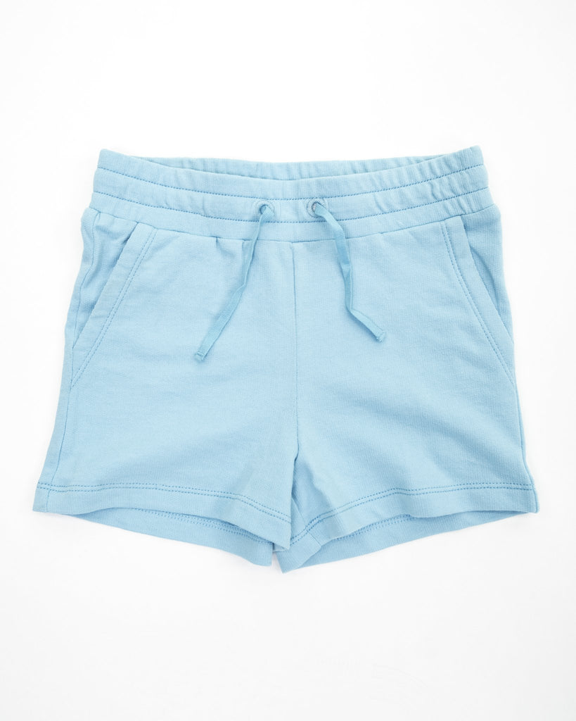 Karna Shorts in Turquoise