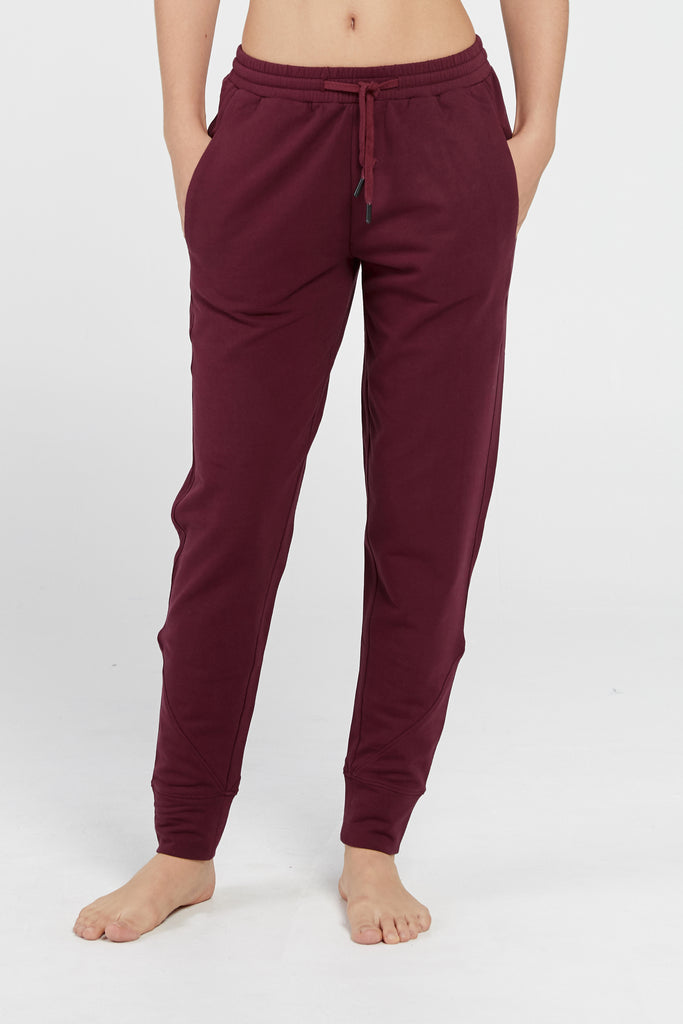 LET GO JOGGER IN DAMSON