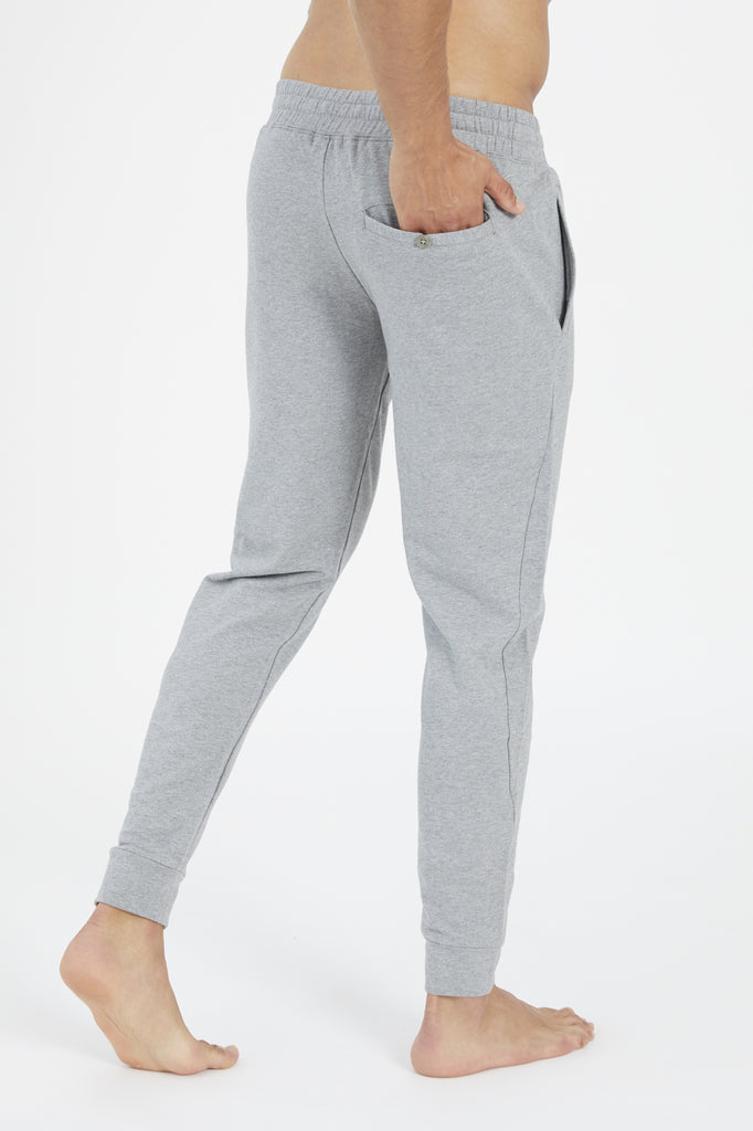 MUDRA JOGGER HEATHER GREY