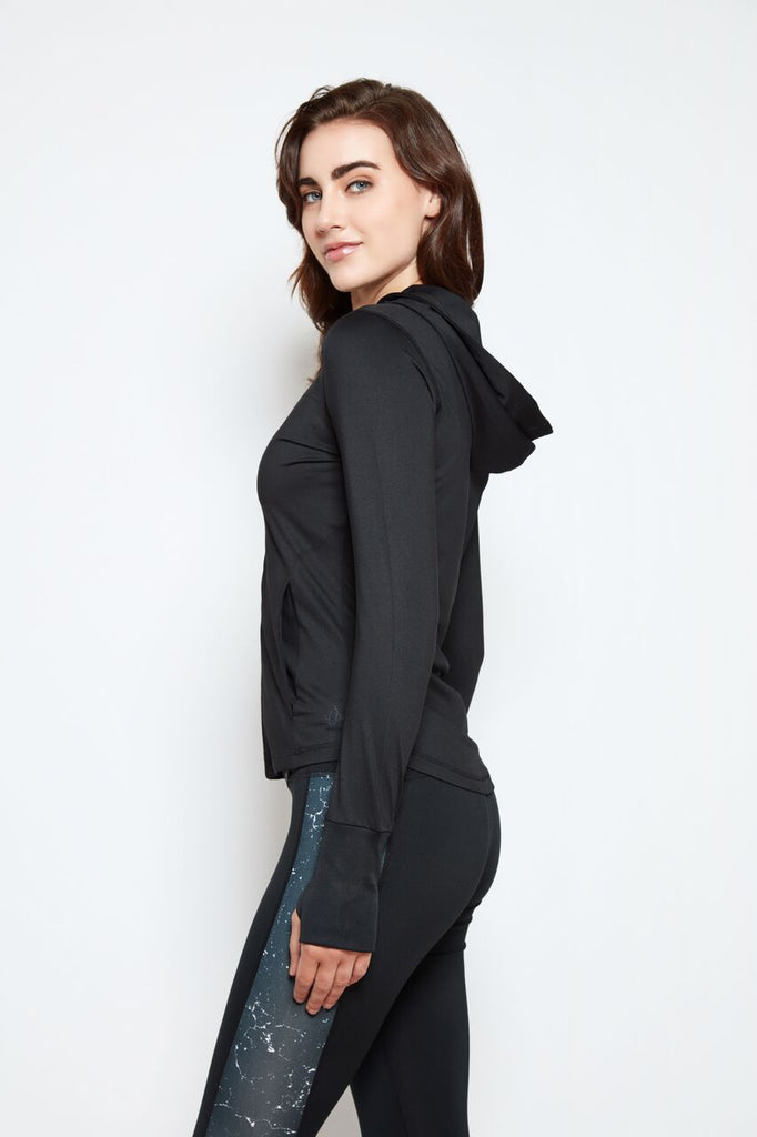 Mayu Jacket in Black