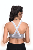 NANDA BRA HEATHER GREY