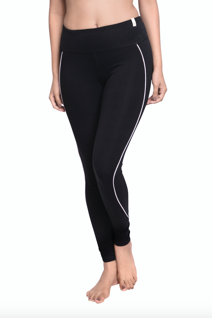 PREMA HIGHWAISTED LEGGING BLACK