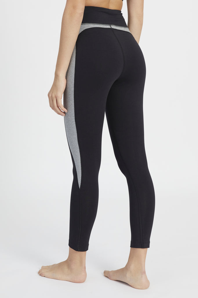 RAVI HIGH WAISTED LEGGING BLACK