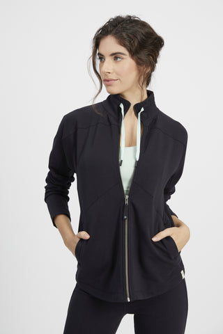 GIRI JACKET BLACK