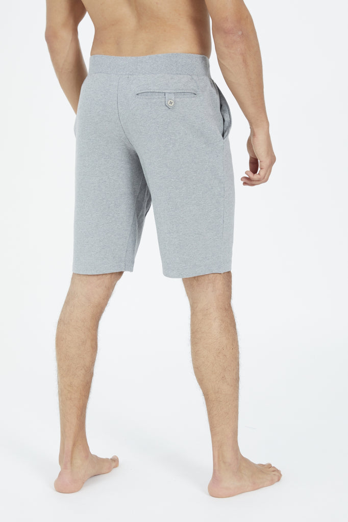 SETU SHORTS HEATHER GREY
