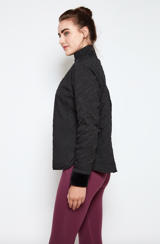 Sarva Jacket in Black