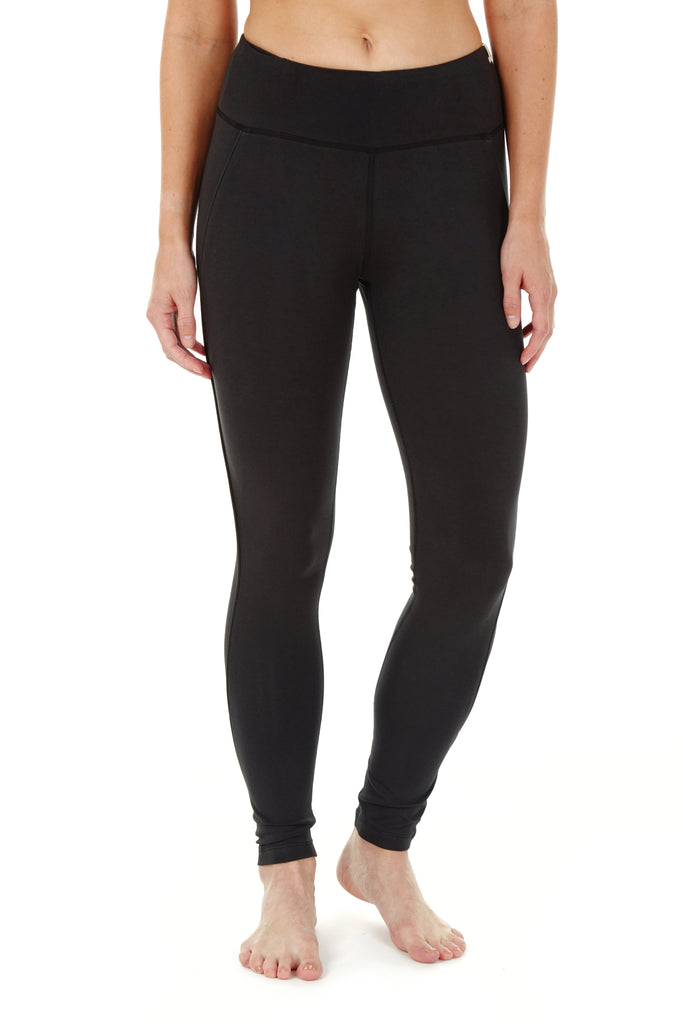PREMA HIGH WAIST LEGGING BLACK