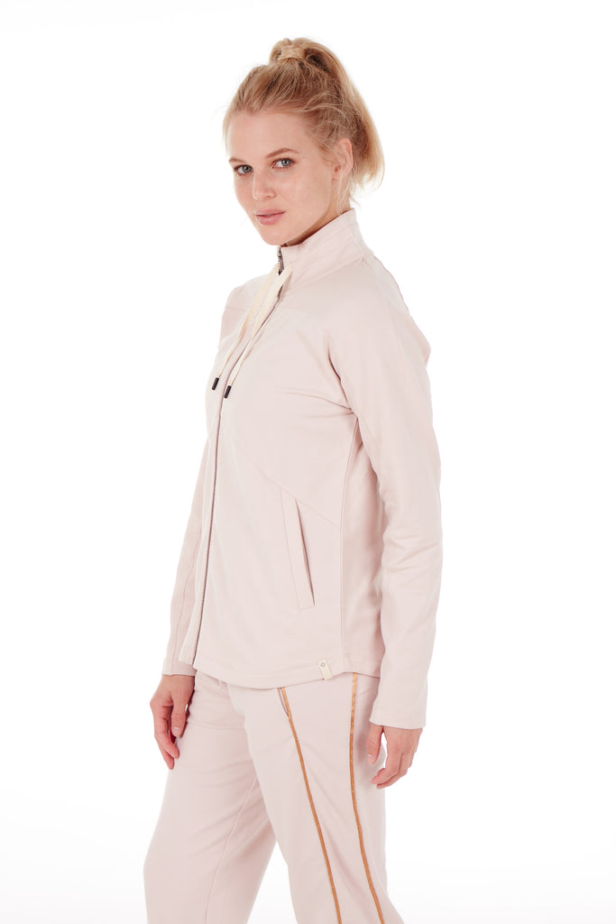 GIRI SEMI FITTED JACKET ROSE