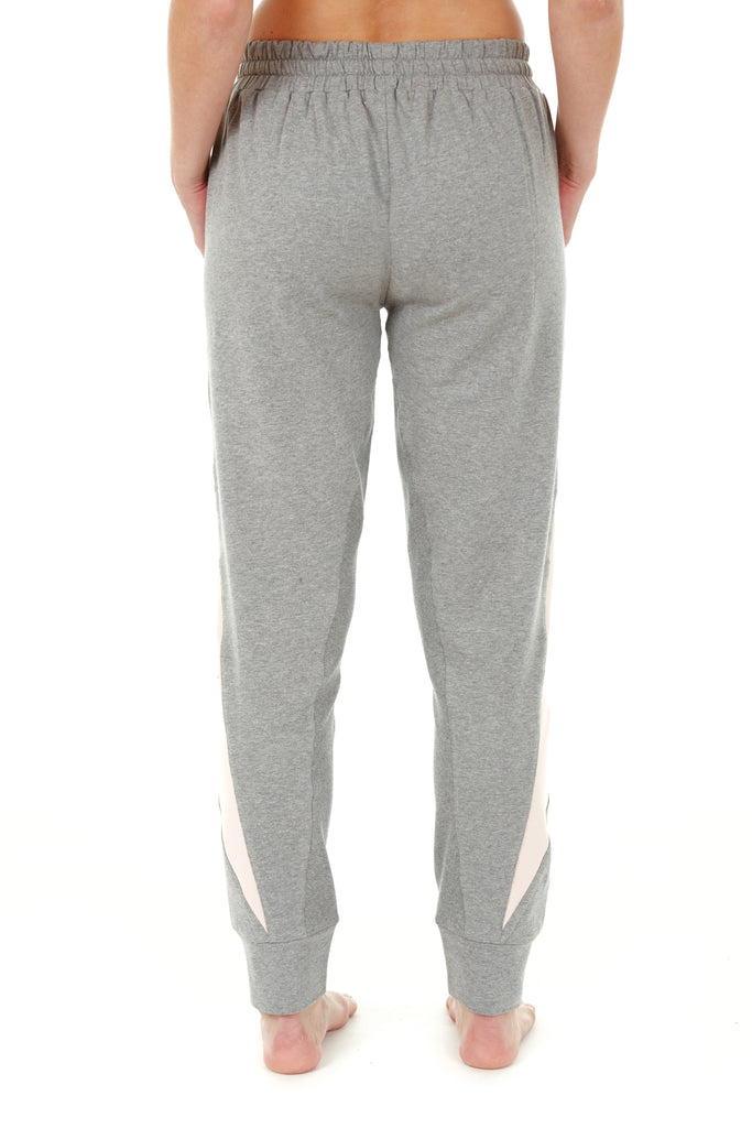 MOONSTONE JOGGER PANTS IN HEATHER GREY