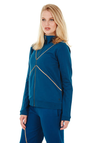 PERIDOT JACKET SAILOR BLUE