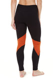 AMBER HIGH WAIST LEGGING BLACK