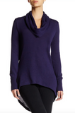 Anila Drape Sweater
