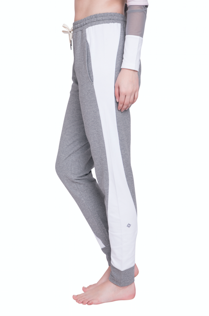 TAO JOGGER HEATHER GREY