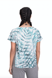Elixir Tee in palm print