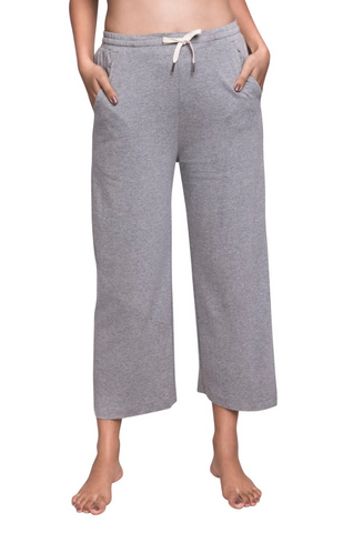 UTOPIA CULOTTES HEATHER GREY
