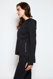 Mala Jacket in Black