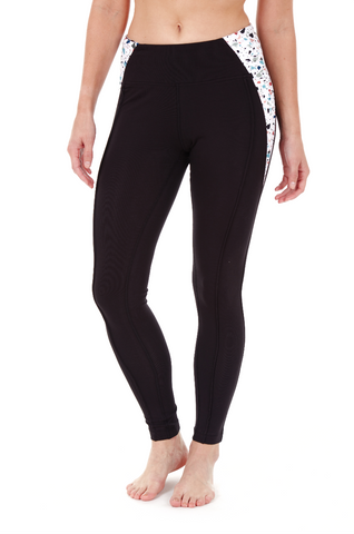 PYRITE HIGH WAIST LEGGING BLACK