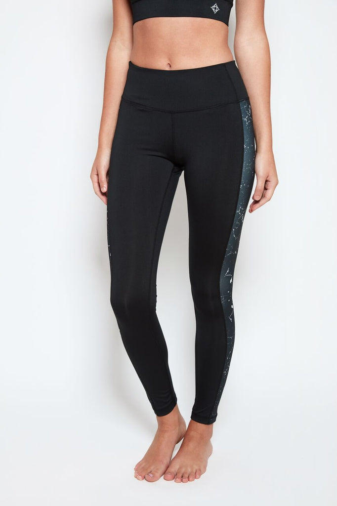 Siva Legging in Black