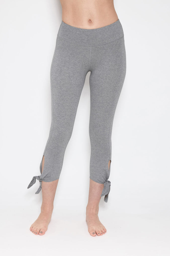 Unity Capri in Heather Grey