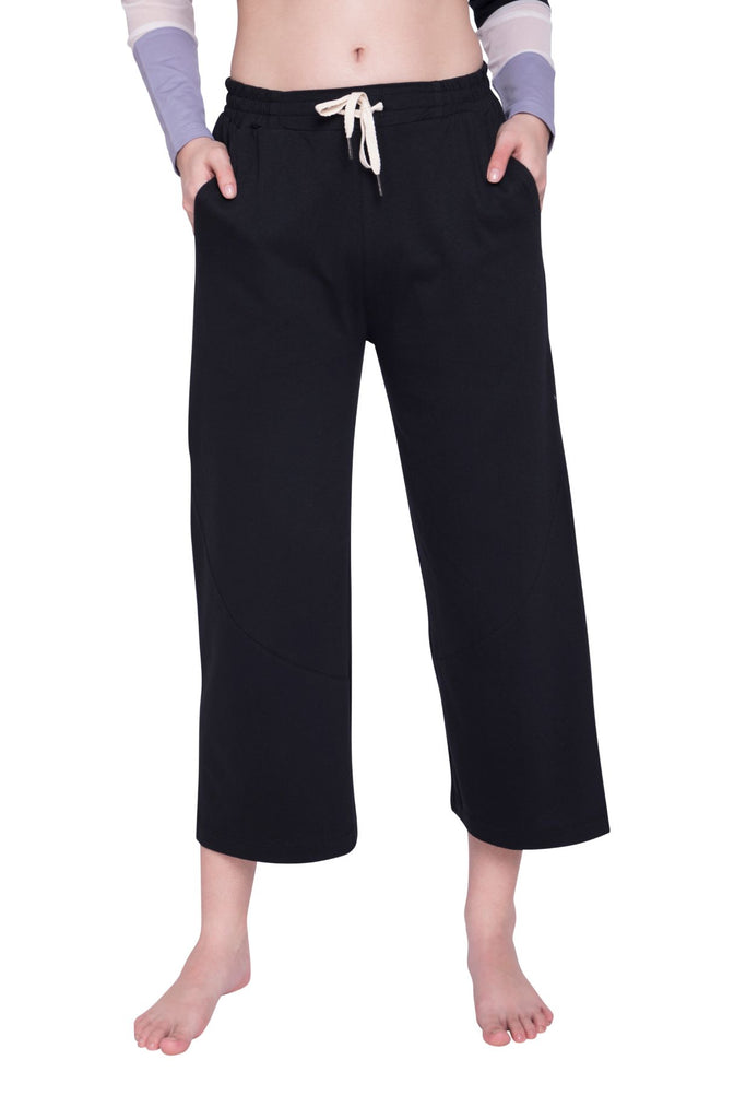UTOPIA CULOTTES BLACK