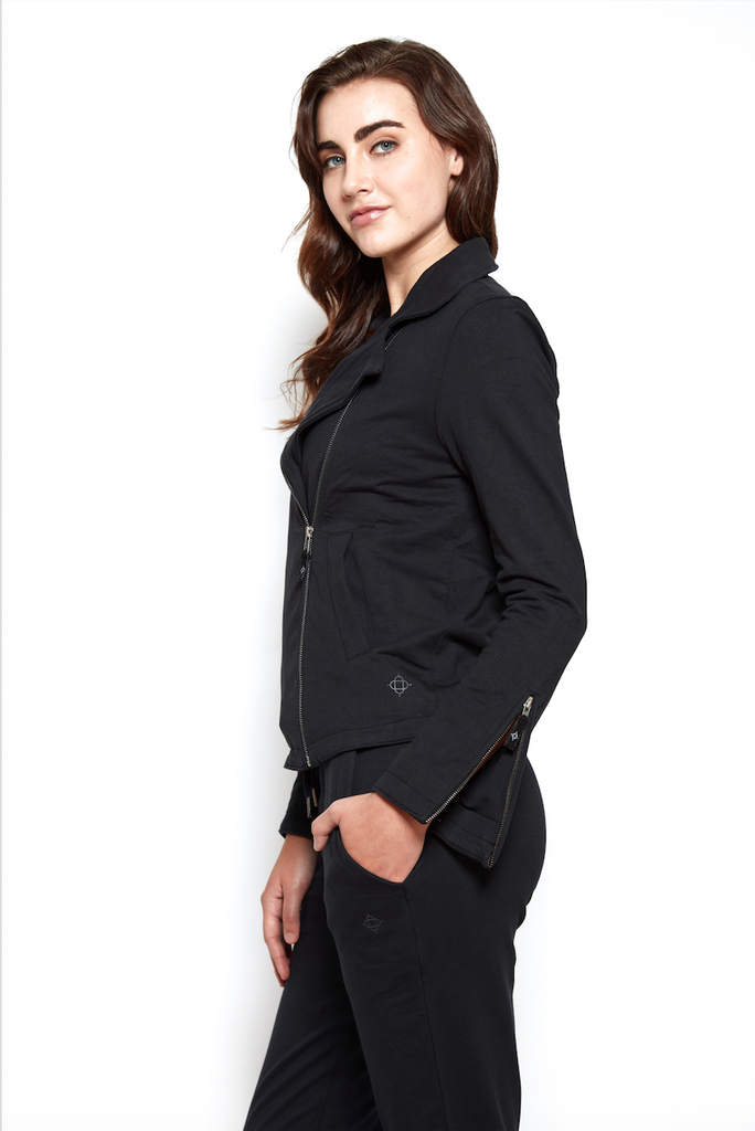 Viraya Jacket in Black