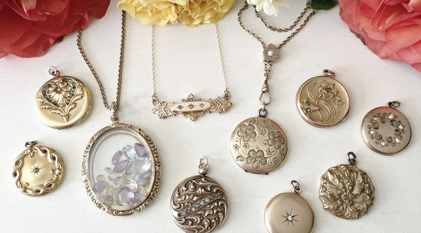 Jewelry Terms:  Antique, Vintage and Estate
