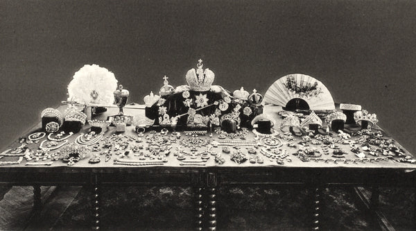 Russian Crown Jewels - A Rare Catalog of Treasures