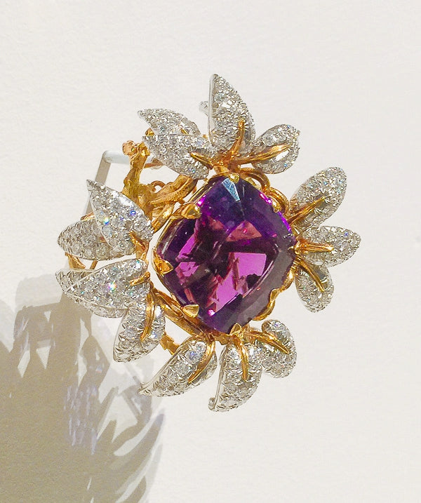 Jean Schlumberger Diamond Brooch