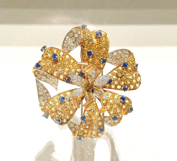 Jean Schlumberger Gold Brooch