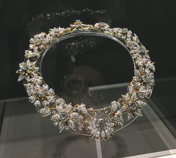 Jean Schlumberger Diamond Necklace