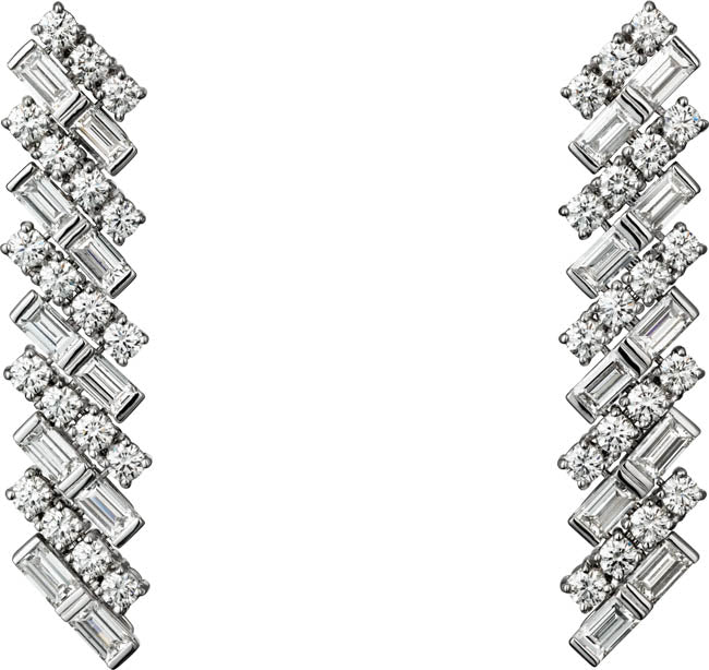Meghan Markle Cartier Earrings