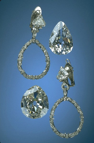Out of My Jewelry Box – Marie Antoinette Replica Earrings – Joy Jones