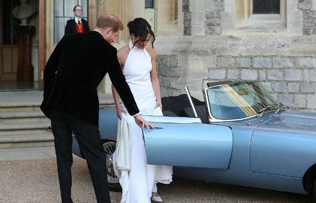 Meghan Markle Reception