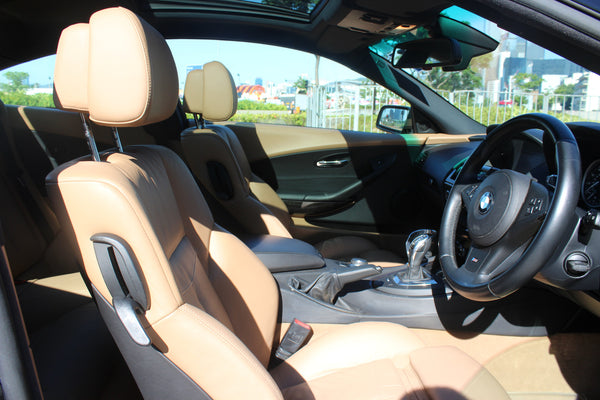 2007 BMW 650i Coupe