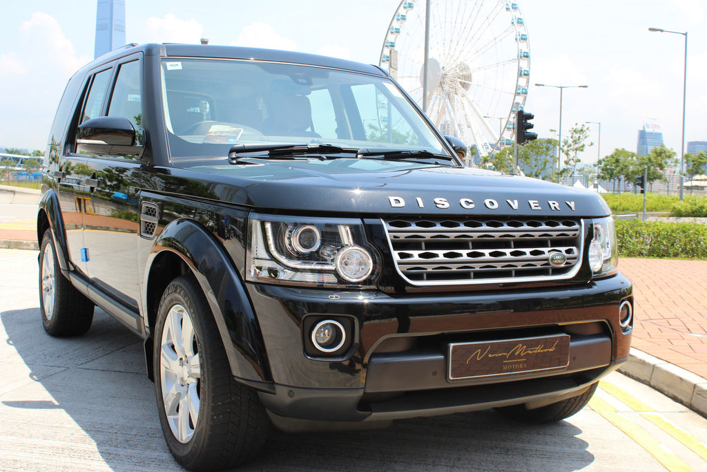 2014 Land Rover Discovery 4 3.0 Diesel